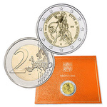 Vatikan 2 euro 2016 The Holy Year of Mercy