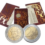 San Marino 2 euro 2016a. William Shakespeare